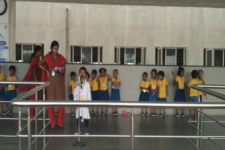 Velammal Vidyalaya-Health Awarness Program