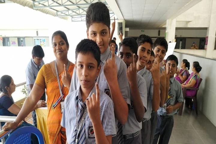 Velammal Vidyalaya-School Election