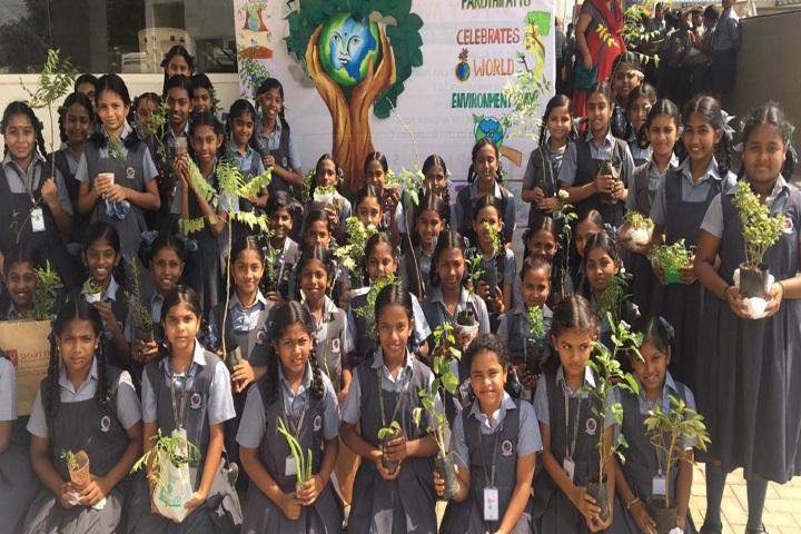 Velammal Vidyalaya-World Environmental Day