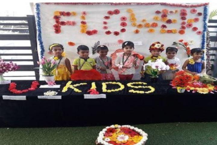 Velammal Vidyalaya-Kindergarten