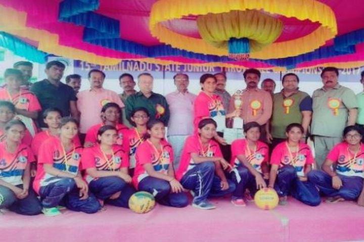 Velammal Vidyalaya-Sports Championship