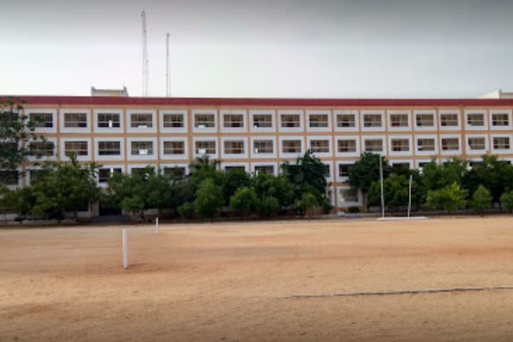 Velammal Vidyalaya School- School Building