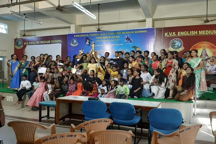 Velammal Vidyalaya-Awards