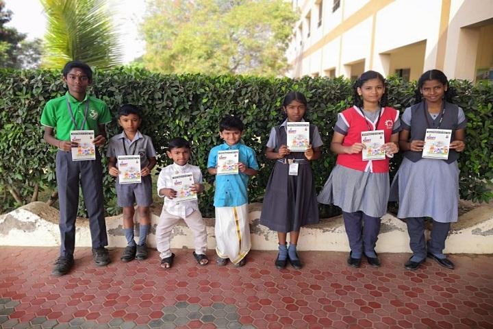 Velammal Vidyalaya-Brochure Launch