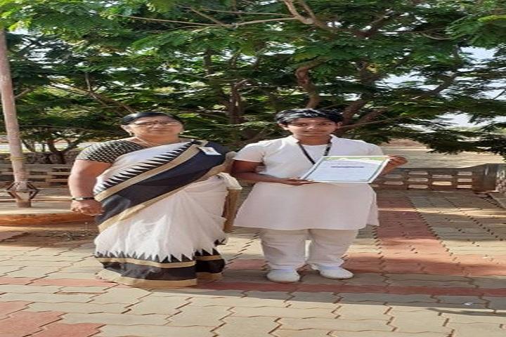 Velammal Vidyalaya-Certification