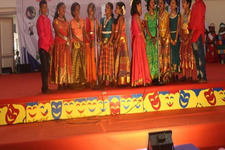Velammal Vidyalaya-Music Competition