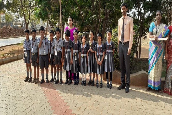 Velammal Vidyalaya-Tour
