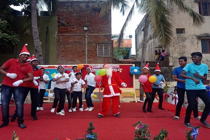 Velankanni Public School-Christmas Celebration