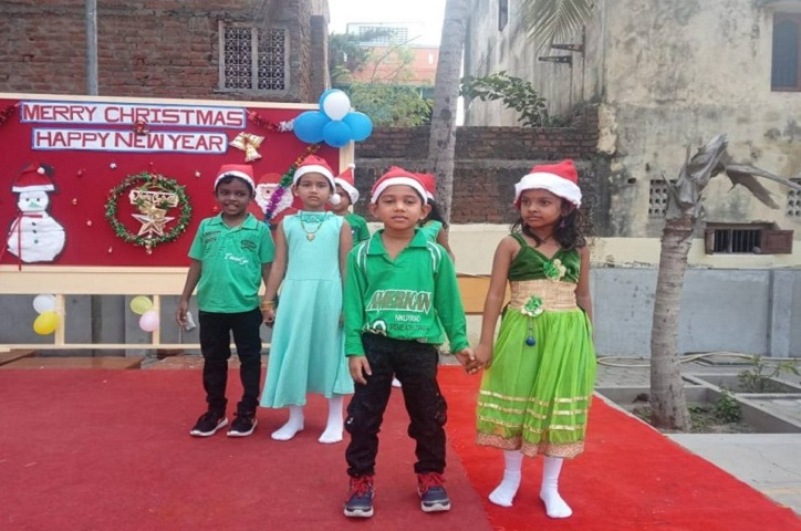 Velankanni Public School-Christmas and New Year Celebrations