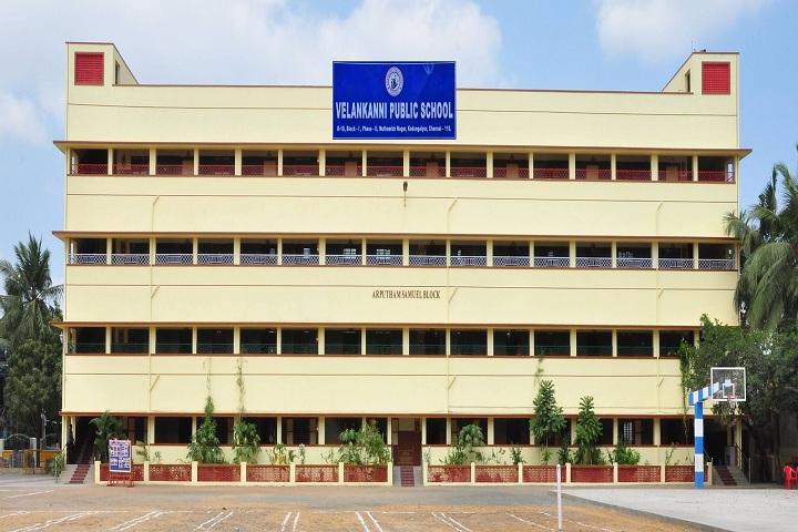Velankanni Public School-Campus View
