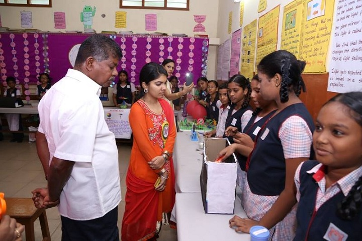 Velankanni Public School-Science Exhibition