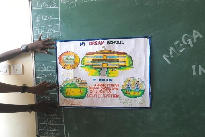 VG Chinmaya Vidyalaya-Chart Presentation