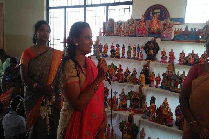 VGN Chinmaya Vidyalaya-Navaratri Celebrations