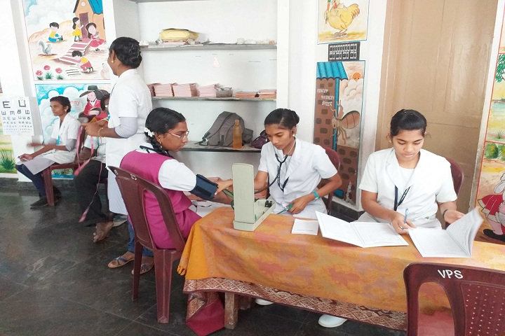 Victory Public School-Medical Checkup