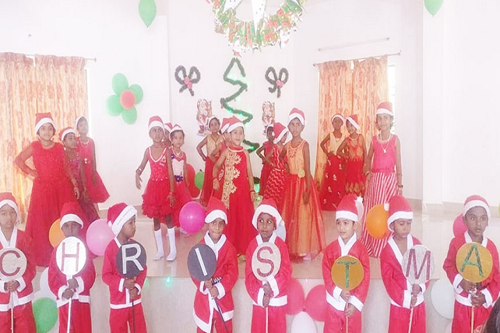 Victory Public School-Christmas Day Celebrations