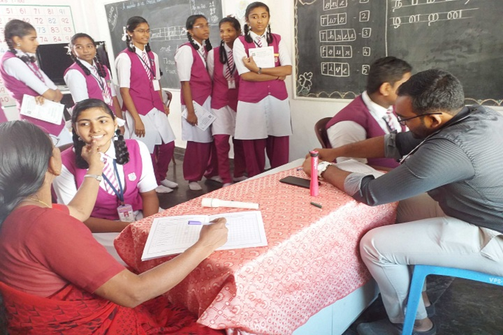 Victory Public School-Dental Checkup