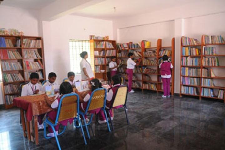 Victory Public School-Library
