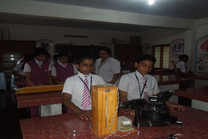 Victory Public School-Science Lab