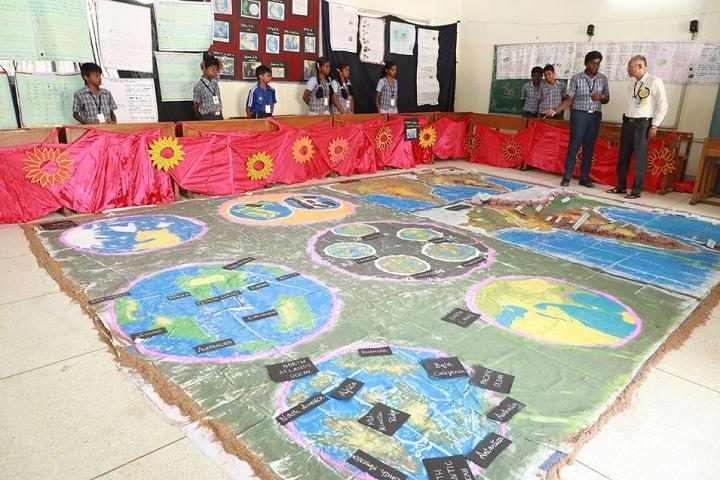 Vidya Sagar Global School-9th Annual Day Celebration