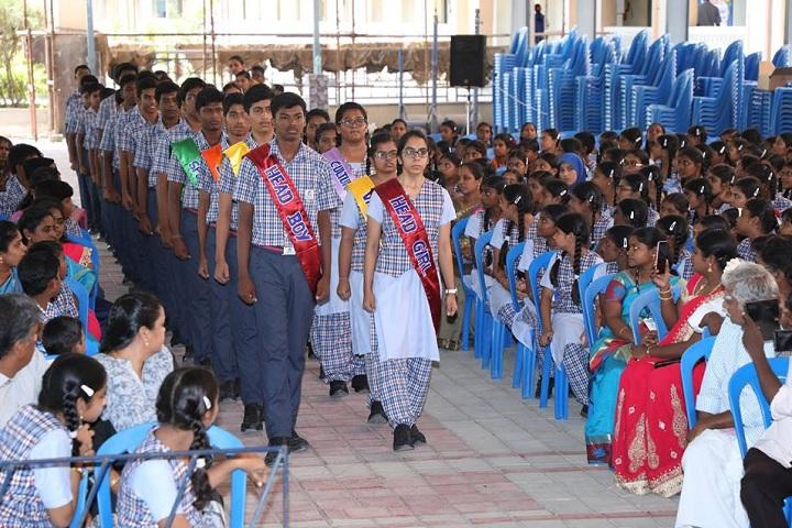 Vidya Sagar Global School-Investiture Ceremony