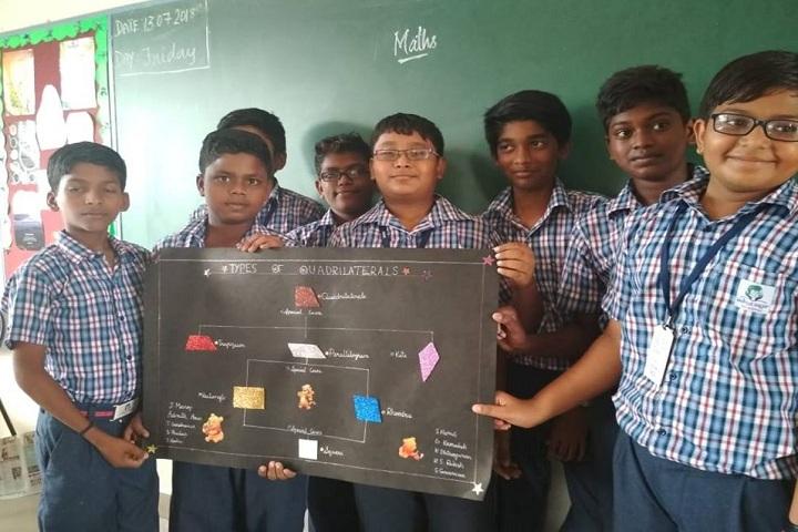 Vidya Sagar Global School-Math Project