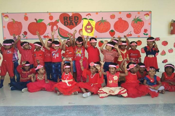 Vidya Sagar Global School-Red Day Celebration