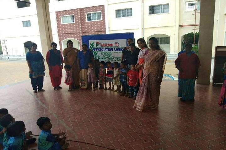 Vidya Sagar Public School-Appreciation Week