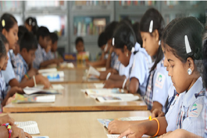 Vidya Sagar Global School-Library