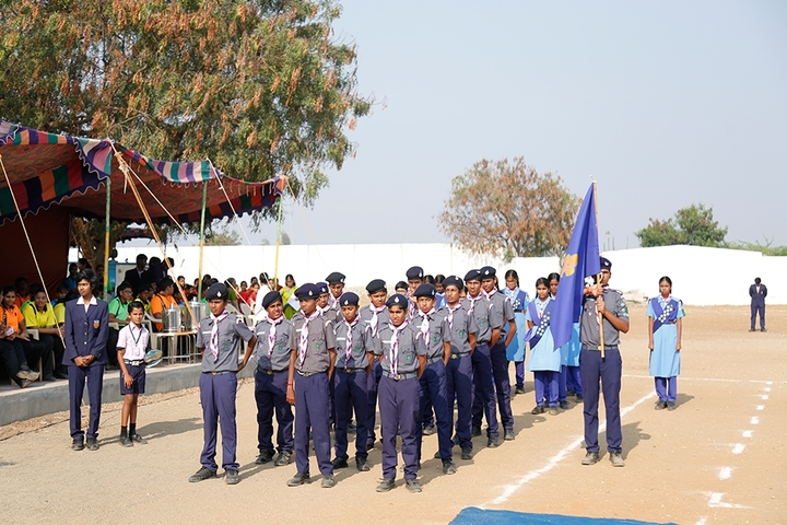 vidyasagar International Public School-Scout