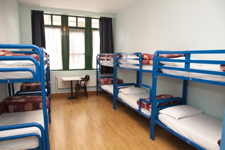 Vidyaa Vikas International School-Hostel Rooms