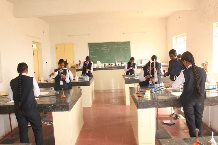 Vidyaa Vikas International School-Chemistry-Lab