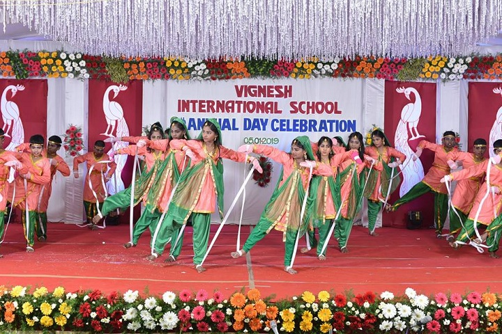 Vignesh International School-9th Annual Day Celebrations