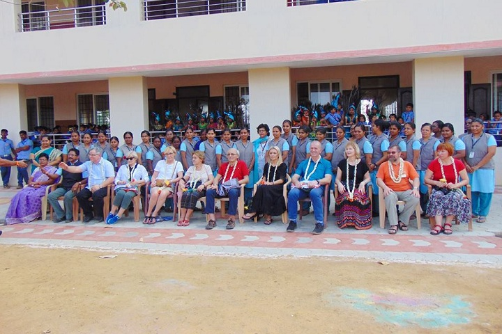 Vijay Vikas International School-School Visiters