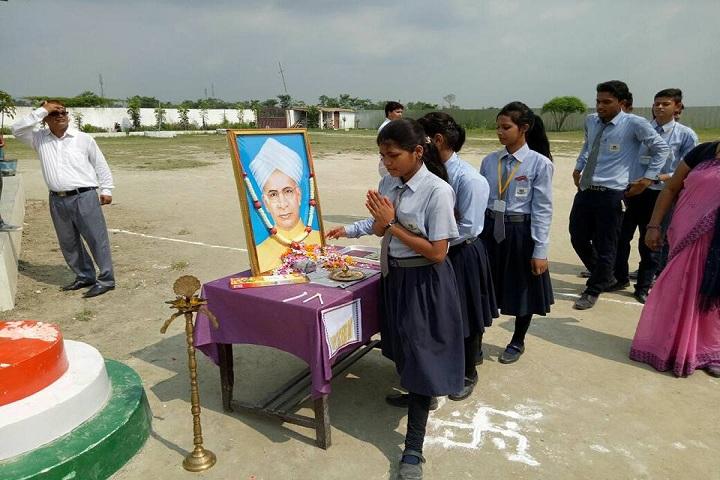R L International School-Teachers Day