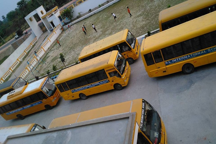 R L International School-Transport