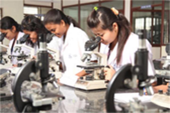 R L International School-Biology Lab