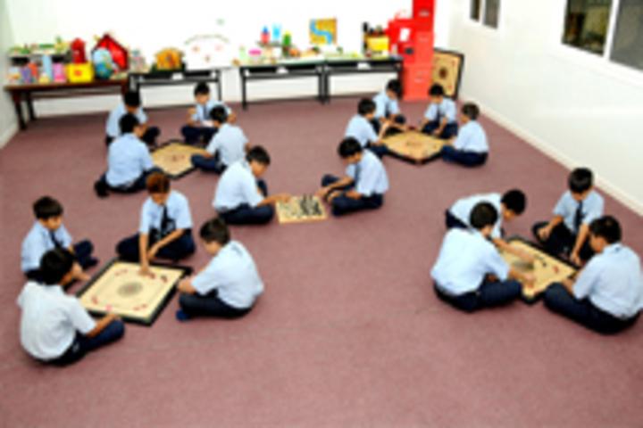 R L International School-Indoor Games