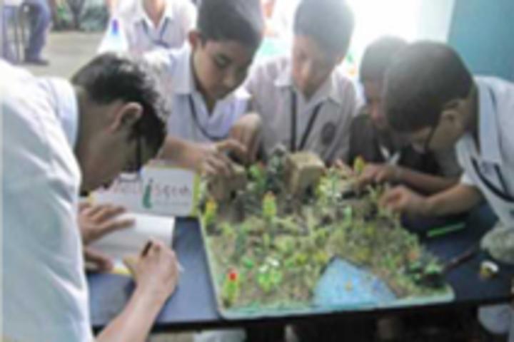 R L International School-Social Science Lab
