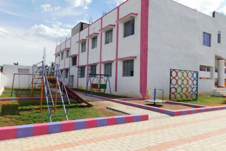 Virutcham International Public School-Pre primary Playing Area