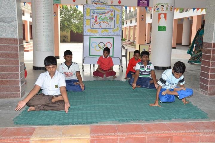 Visakan School-Yoga