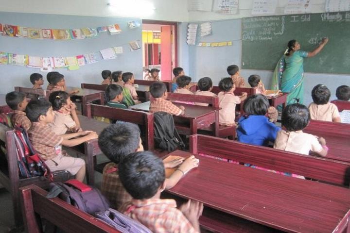 Visakan School-Class Room