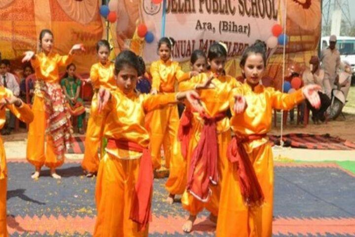 R N S Delhi Public School-Cultural Event