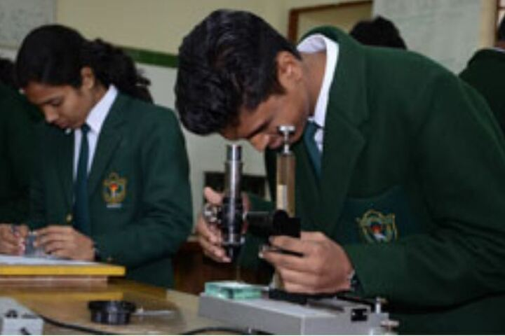 R N S Delhi Public School-Lab