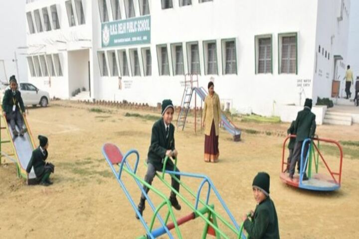 R N S Delhi Public School-Play Ground