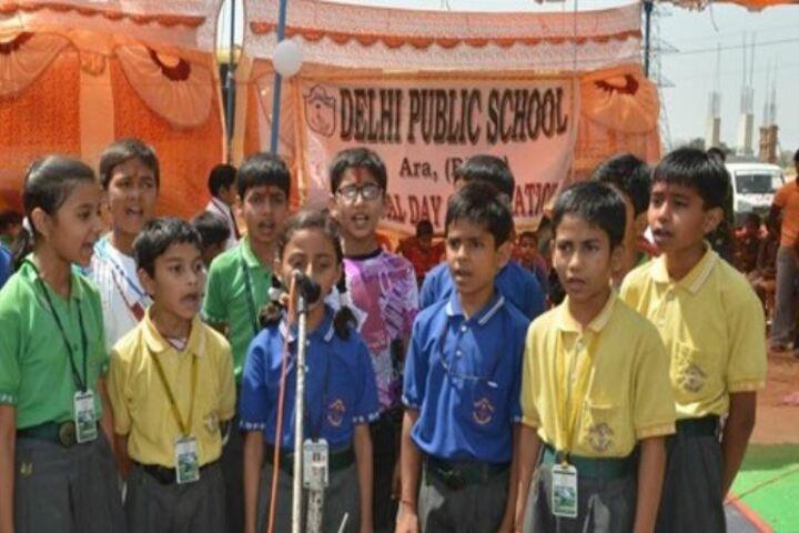 R N S Delhi Public School-Singing