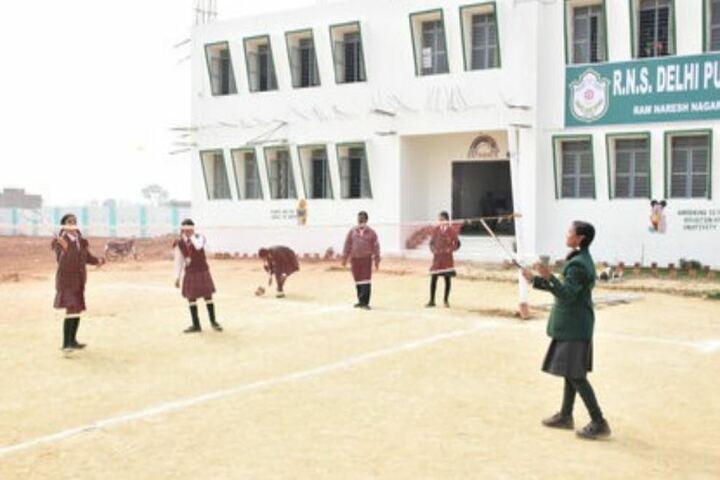 R N S Delhi Public School-Sports