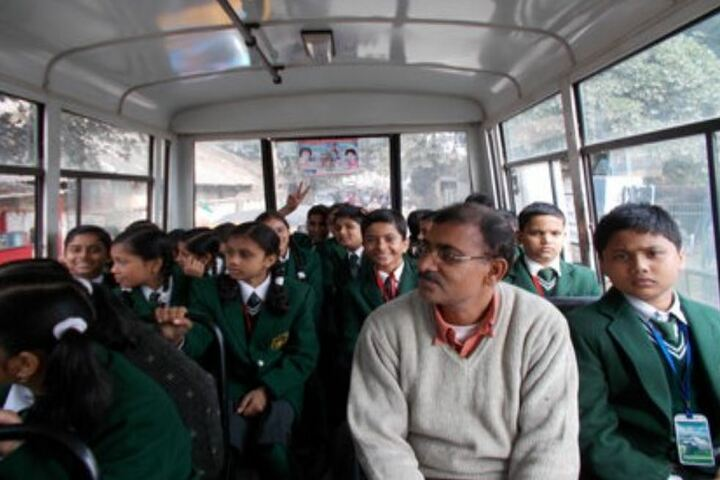 R N S Delhi Public School-Transport