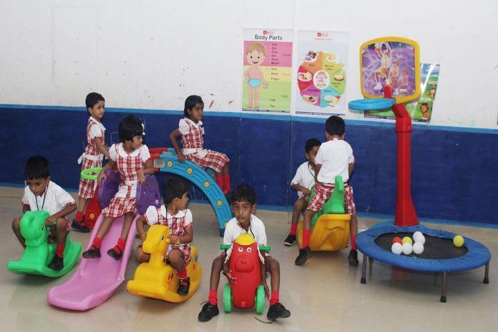 Vivekanandar Vidhya Mandir-Nursery Play Area