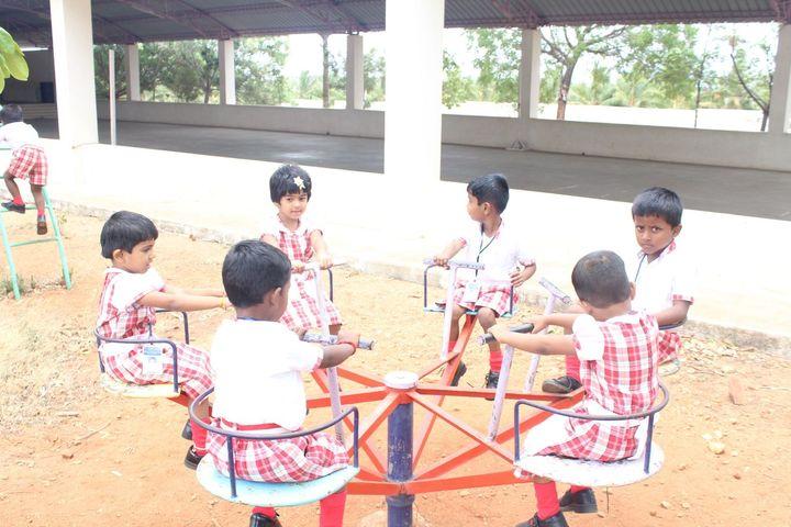 Vivekanandar Vidhya Mandir-Play Area