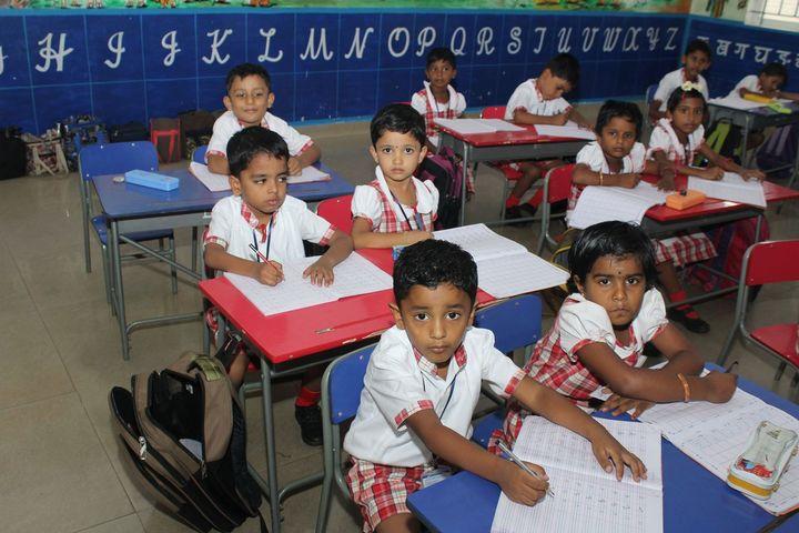 Vivekanandar Vidhya Mandir-Primary Class Room